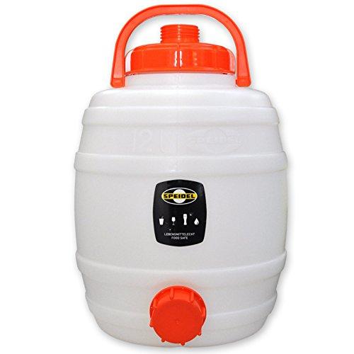 Cuve de fermentation Speidel Cuve de jus Vin Moût Ronde 12 l
