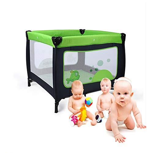 WANGXN Reisebett Multifunktionale Kinderspielbett Falten Portable Outdoor Babybett