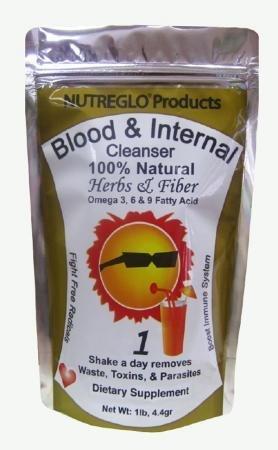 Blood & Internal Cleanser (Herbs & Fiber) 1lb by Shake