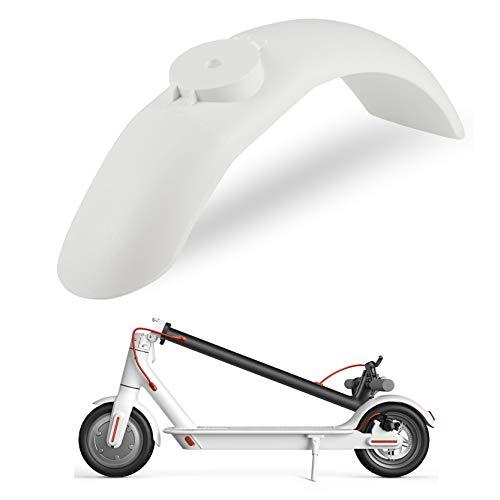 Tinke Guardabarros Delantero Guardabarros Delantero Guardabarros Reemplazo Compatible con Scooter eléctrico Xiaomi Mijia M365