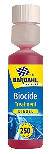 Bardahl 43010 Traitement BIOCIDE Diesel - Bactéricide et fongicide