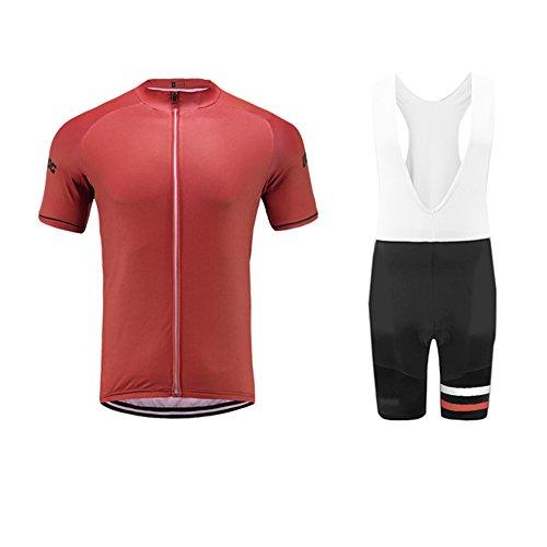 Uglyfrog 2019-2020 Neue Radsport Anzüge Herren Short Trikots+Bib Kurze Hosen Gel Pad Summer Cycling Kit Triathlon Clothes DESAZ03
