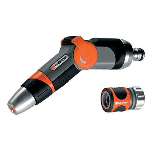 Gardena 8157-20 Premium - Pistola de riego con Corte de Agua