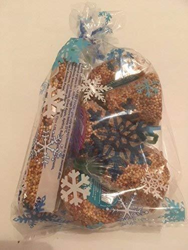 Pack de selección de dulces para pájaros – Budgies, periquitos, etc.