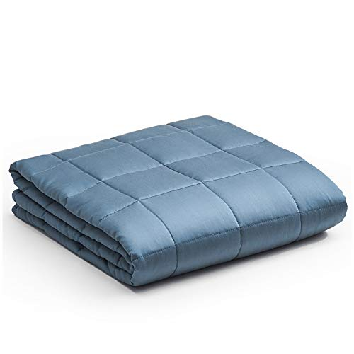 YnM Bamboo Cooling Weighted Blanket