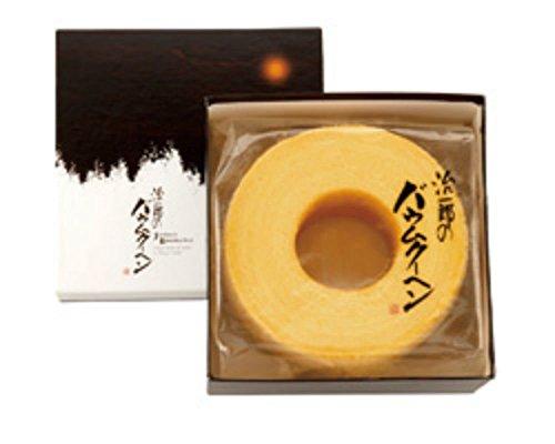 治一郎のバウムクーヘン 4センチ 2個セット