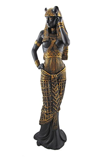 PTC 27 cm flirty Bastet ägyptische mythologische Göttin Statue Figur