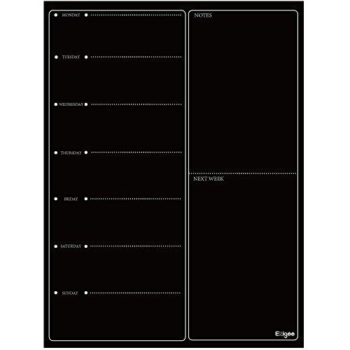 Calendario Magnético para Nevera - Planificador de Menú, R