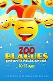 200 Blagues enfants hilarantes d...