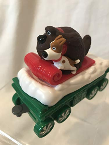 Mcdonalds Happy Meal, # 2 Holiday Express Train Car, The Secret Lives of Pets
