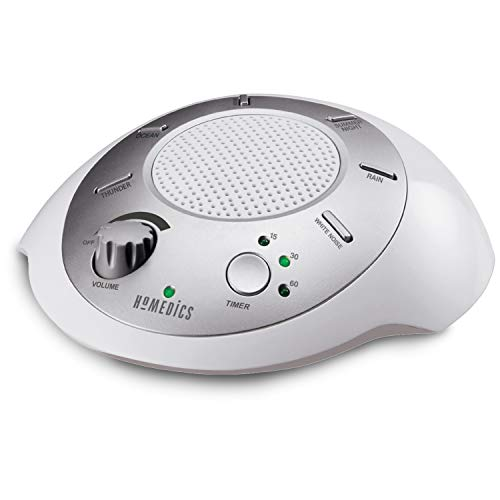 White Noise Sound Machine | Portable Sleep...