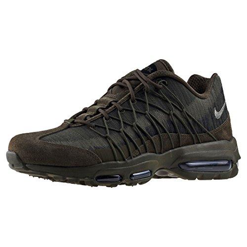 Nike - Zapatillas Nike Air MAX 95 Ultra - 180201 749771 301 - Verde, 41