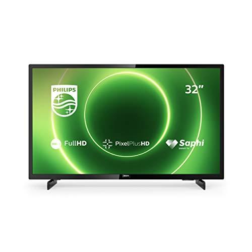 "PHILIPS 6800 Series 32PFS6805/12 TV 81,3 cm (32"") Full HD Smart TV Wi-Fi Nero 6800 Series 32PFS6805/12, 81,3 cm (32""), 1920 x 1080 Pixel, LED, Smart TV, Wi-Fi, Nero"
