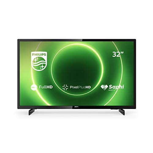 PHILIPS 6800 Series 32PFS6805/12 TV 81,3 cm (32') Full HD Smart TV Wi-Fi Nero 6800 Series 32PFS6805/12, 81,3 cm (32'), 1920 x 1080 Pixel, LED, Smart TV, Wi-Fi, Nero