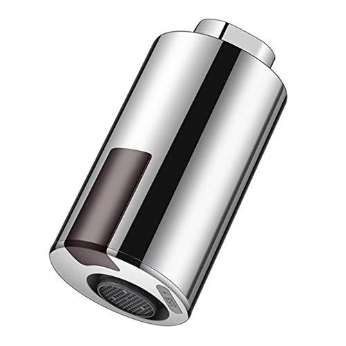Fauge Dispositivo de Ahorro de Agua Grifo con Sensor Grifo Sin Contacto Cocina Cuarto de BaaO Grifo con Sensor Inflable AutomáTico