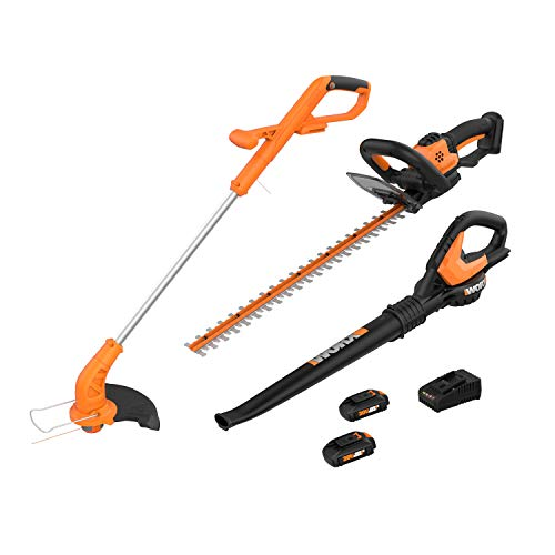 WORX WG910 2-in-1 String Trimmer and Edger