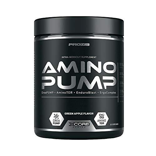Prozis Amino Pump 30 Servings Green Apple - 540 g