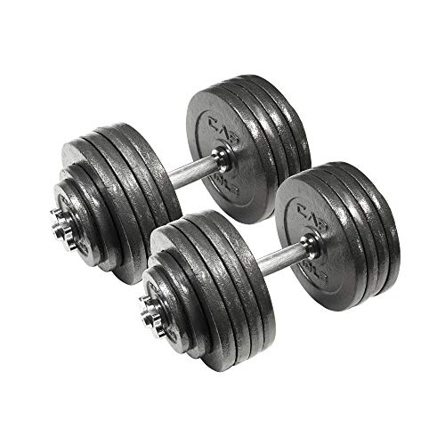 CAP Barbell Adjustable Dumbbell Set with Case