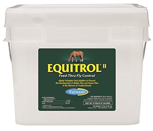 Farnam Equitrol II Feed-Thru Fly Control, 10 lbs