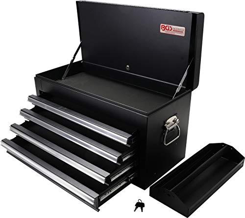 BGS 4001 | Werkstattwagen-Aufsatz | 4 Schubladen | leer