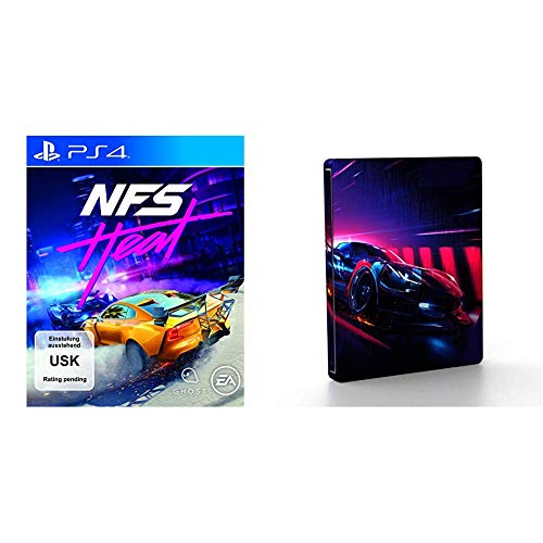 Need for Speed Heat - Standard Edition - [PlayStation 4] + Steelbook