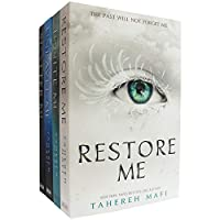 Shatter Me series 4 book collection