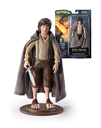 The Noble Collection Lord of The Rings Frodo Figur