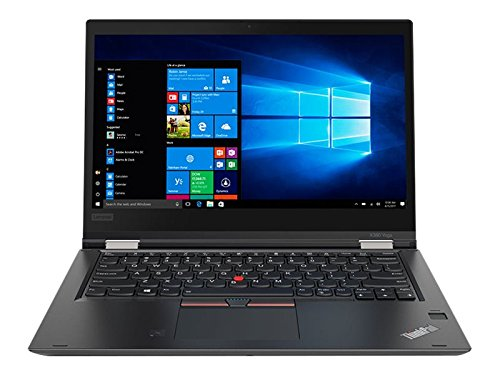 Lenovo ThinkPad Yoga X380 (13.3 inch Multi-Touch) Tablet PC Core i5 8250U (1.6GHz) 8GB Soldered 256GB SSD WLAN BT Webcam Windows 10 Pro 64-bit (Intel UHD Graphics 620) Black