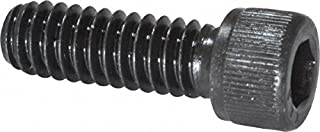 Pack of 100 US Made Partially Threaded Hex Socket Drive 1//4-20 Thread Size 1-3//4 Length Black Oxide Alloy Steel Socket Head Cap Screw