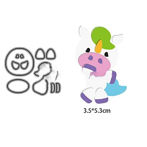 Soorten Dieren Metaal snijden Dies Stencils voor DIY Scrapbooking/Foto Stempel Album Decoratieve Embossing DIY Papier One size 13