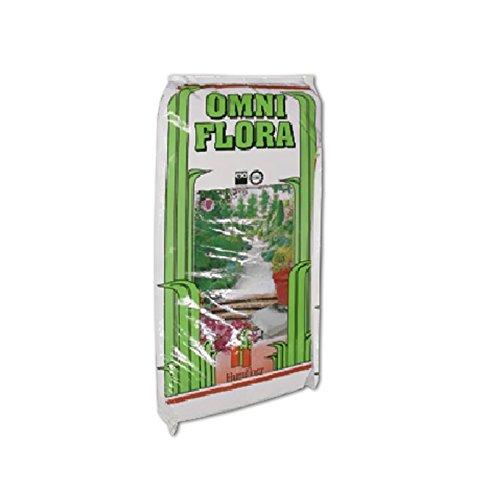 omniflora terriccio universale per piante, bulbi tappeto erba 50 lt