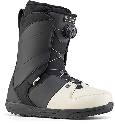 Ride Anthem Snowboard Boots Mens Sz 10 Off White