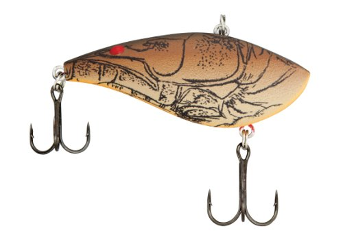 XCalibur Rattle Bait (Ditch Craw, 2 1/2-Inch,...