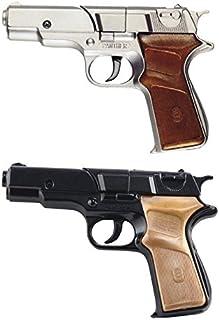 comprar comparacion Générique Pistola Panther Metal, 8tiros, 18cm