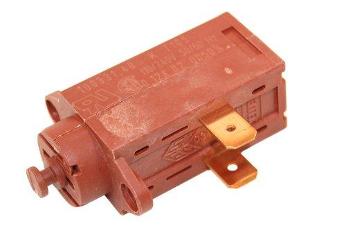 Baumatic Bosch Neff Siemens Tecnik lave-vaisselle actionneur – commutateur (Numéro de pièce authentique 166635)