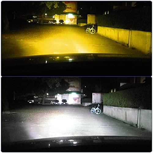 Luces led para Autos C6 H7 H7 H7 LED Bombillas H4 LED Light Lights H1 H3 880 881 H11 HB3 9005 HB4 9006 9012 6000K 12V 9600LM Auto Faro Luces led para Coches