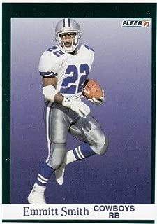 1991 Fleer #237 Emmitt Smith NM-MT Cowboys