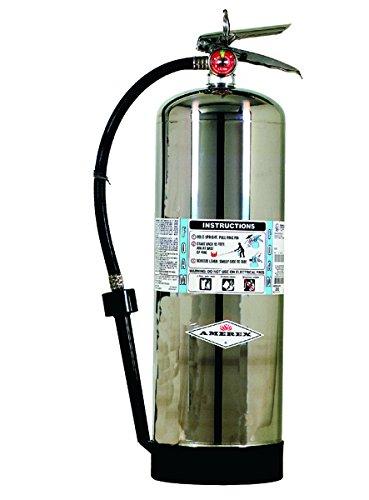 Amerex 252, 2.5 Gallon FFFP Foam Stored Pressure Class A B Fire Extinguisher