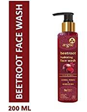 Aegte Beetroot Hydrating Face Wash with Raw Honey and Aloe