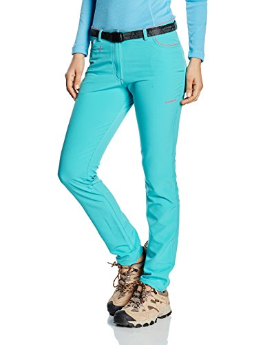 Trango Elbert Pantalon Homme, Agua/Rosa Claro, FR : L (Taille Fabricant : L)