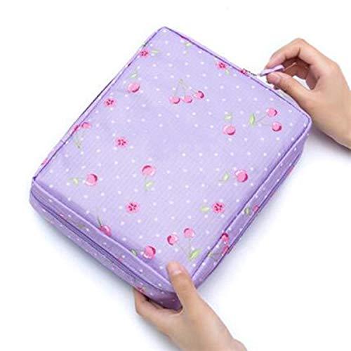 DKHF Cosmetic bag Women'S Wash Bag Cosmetic Bag Waterproof Multi-Function Travel Cosmetic Bag