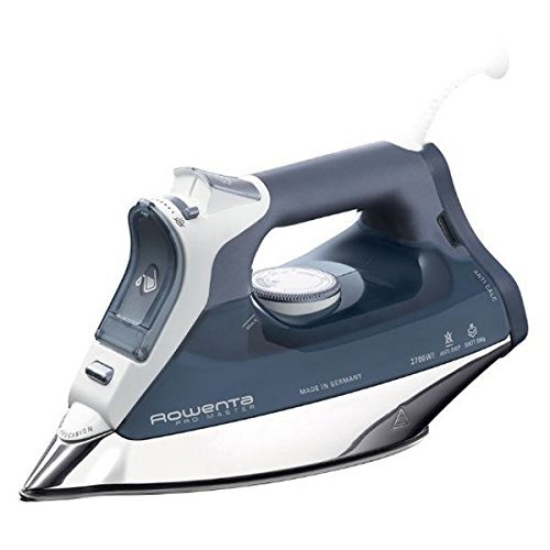 Rowenta ProMaster DW8112D1 - Plancha (2700 W, golpe de vapor 200 g/min, suela Microsteam Laser 400, sistema de autolimpieza) (Reacondicionado)