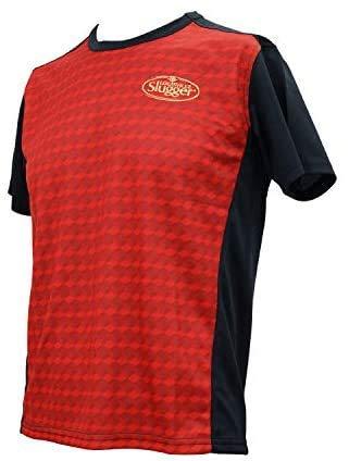 Louisville Slugger(ルイスビルスラッガー) 限定 半袖 Tシャツ メンズ WTL19HS スポーツウェア レッド(RD) L