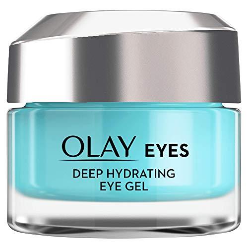 Olay Eyes Gel Contorno de Ojos Hidratación Profunda para Piel Cansada y Deshidratada con Ácido Hialurónico - 15 ml