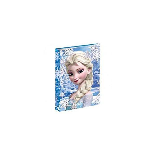 Carpeta Frozen Disney Heart A4 anillas
