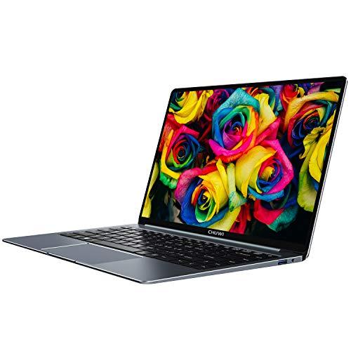 CHUWI LapBook Pro ノートパソコン 14インチ FHDスクリーン Celeron N4100プロセッサー 8GB メモリー+256GB SSD Windows10 Home(64ビット) 狭いベゼル設計/高速無線LAN/USB Type-C端子/Bluetooth 4.0 ラップトップ