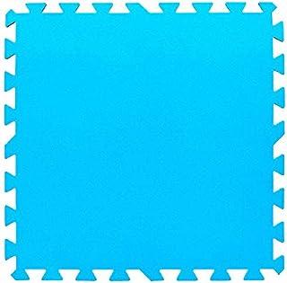 Bestway 14352 - Accesorio para piscina Protector para suelo, Azul, 50 x 50x 0.2cm