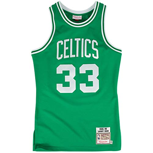 Mitchell & Ness Maillot Boston Celtics NBA Authentic