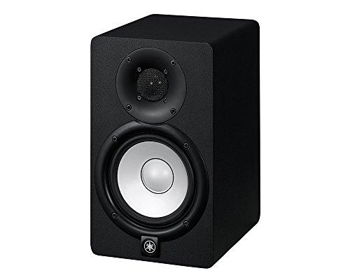 Yamaha HS 5 – Referenz-Studio-Monitor-Lautsprecher für Produzenten, DJs und Musiker – Schwarz