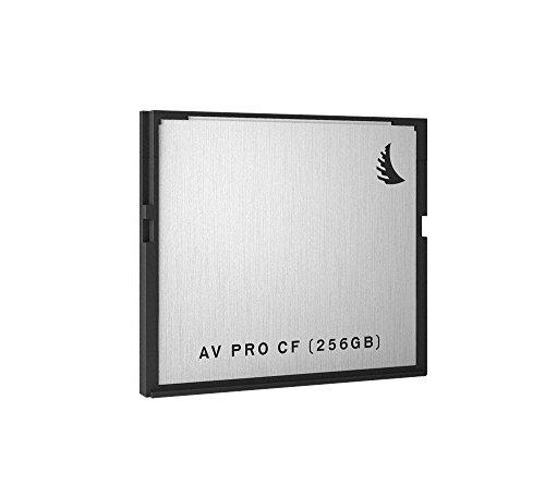 Angelbird AV Pro CF Speicherkarte - 256GB [CFast 2.0 | bis zu 550MB/s Lese- und 390MB/s Schreibgeschwindigkeit | Magnet- und Röntgenstrahlsicher] - AVP256CF